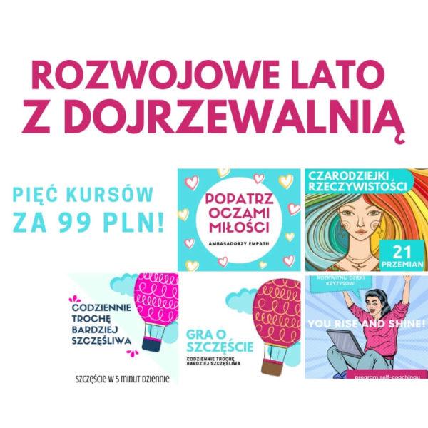 Promocja Wirtualna Dojrzewalnia Ewa Panufnik