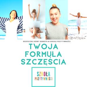 Twoja Formuła Szczęścia Ewa Panufnik